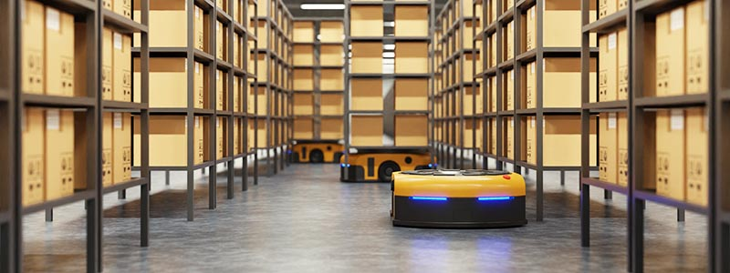 Benefits of Using Robots in a Warehouse